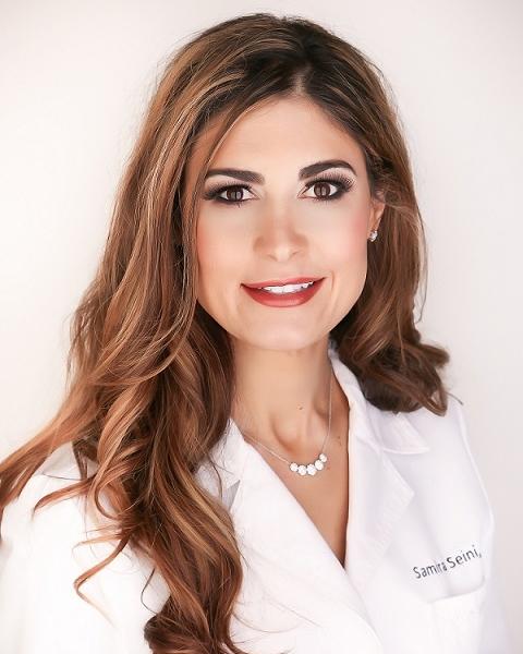 Dr. Samira Seini, Dentist, Orange, California